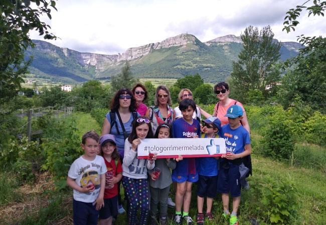 Barnetegi Udaberria Euskaltegia familias